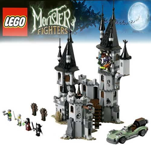 awakeatmidnight reviews lego horror sets awake at midnight reviews pinterest lego horror and monster hunter - Lego Halloween Train