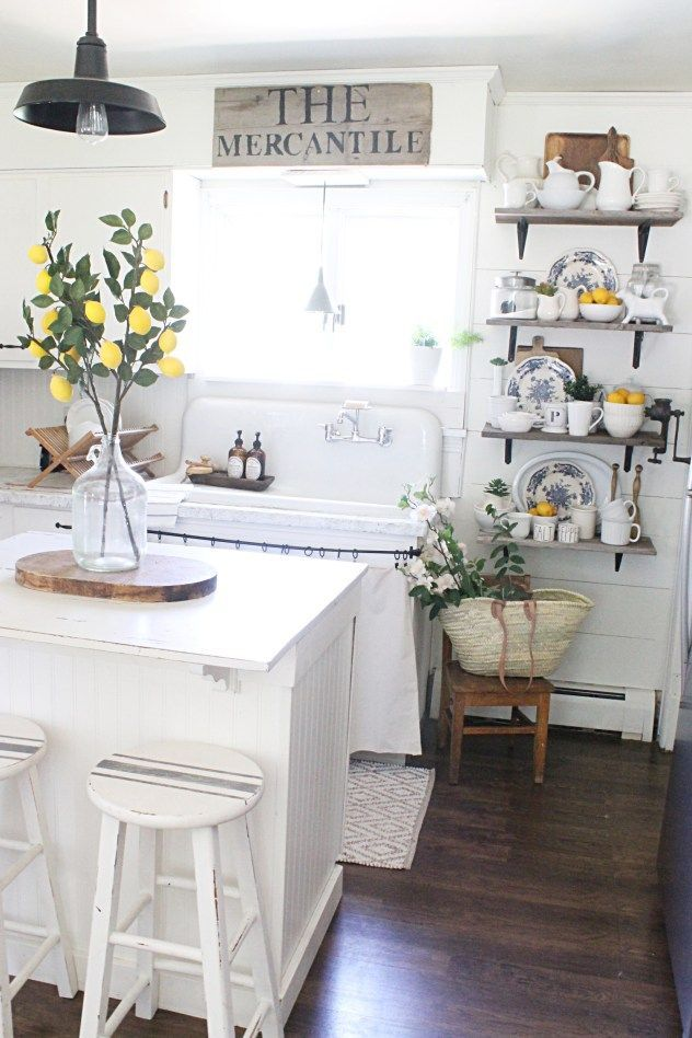 Why Should You Invest in Kitchen Decoration? | Lemon kitchen ...