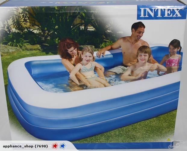 79.99 Intext Pool 305 x 183 x 56 Paddling Pool