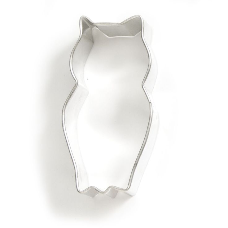 Owl Cookie Cutter, 3"