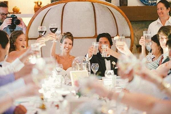 5 tips for makings an impactful and heartfelt thank you speech at your wedding.