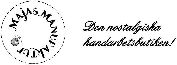 """Produkten Snedremsa - 18 mm - Röd """"Liberty"""" säljs av Majas Manufaktur i vår Tictail-webshop.  Tictail låter dig skapa en snygg och gratis webshop - tictail.com"""