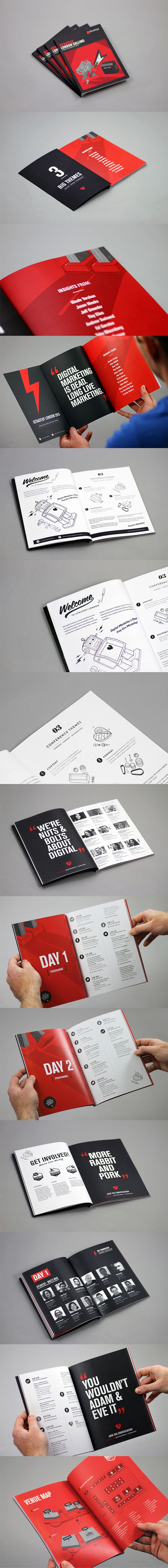 Conference Branding Collateral: London