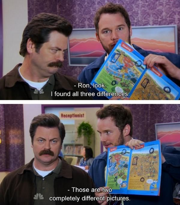 24 of Andy Dwyer's Greatest Moments on Parks and Rec. --------Can you believe this is Star-Lord???