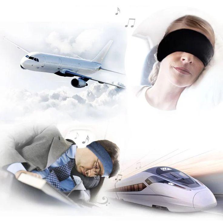 For Iphone Samsung Washable Anti-noise Sports Running Sleeping Earphones Bundle Music Headband Sleep Mobile phone Headphones