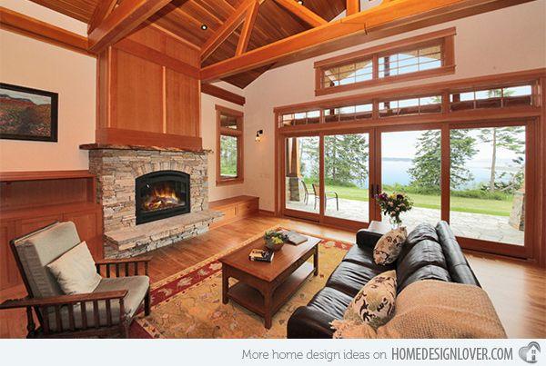 Best 25 Craftsman Living Rooms Ideas On Pinterest Craftsman Love Seats Craftsman Home