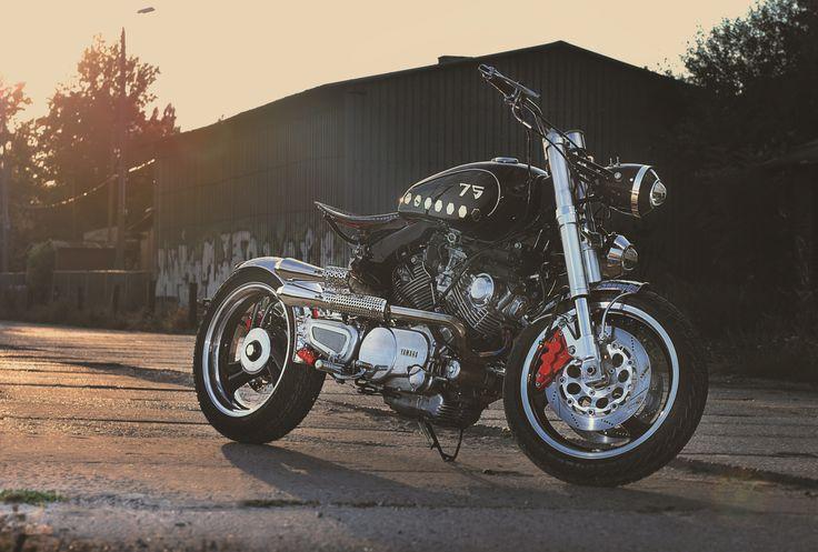 #Yamaha #virago