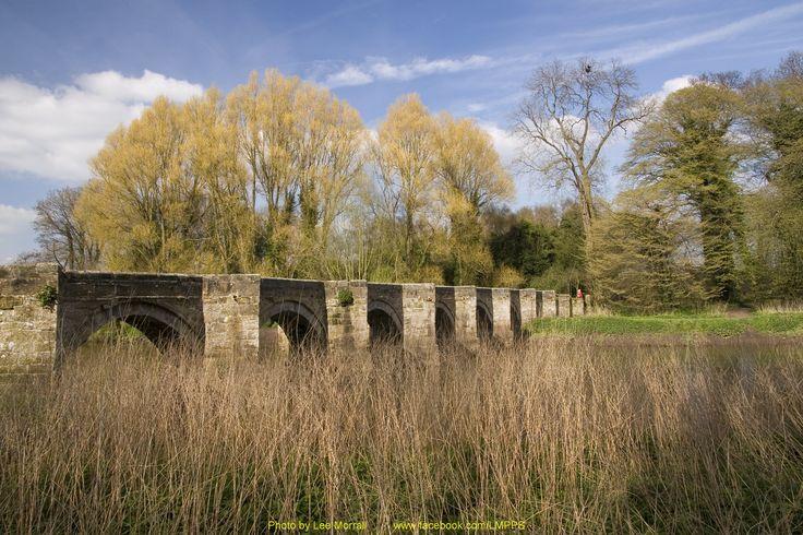 Essex Bridge, Great Haywood, Staffordshire, England.