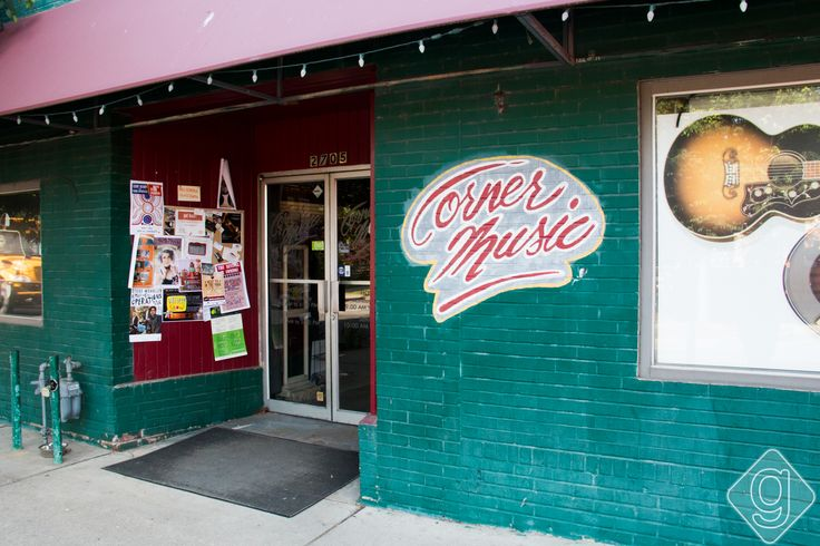 A Guide to Nashville's Local Music Stores