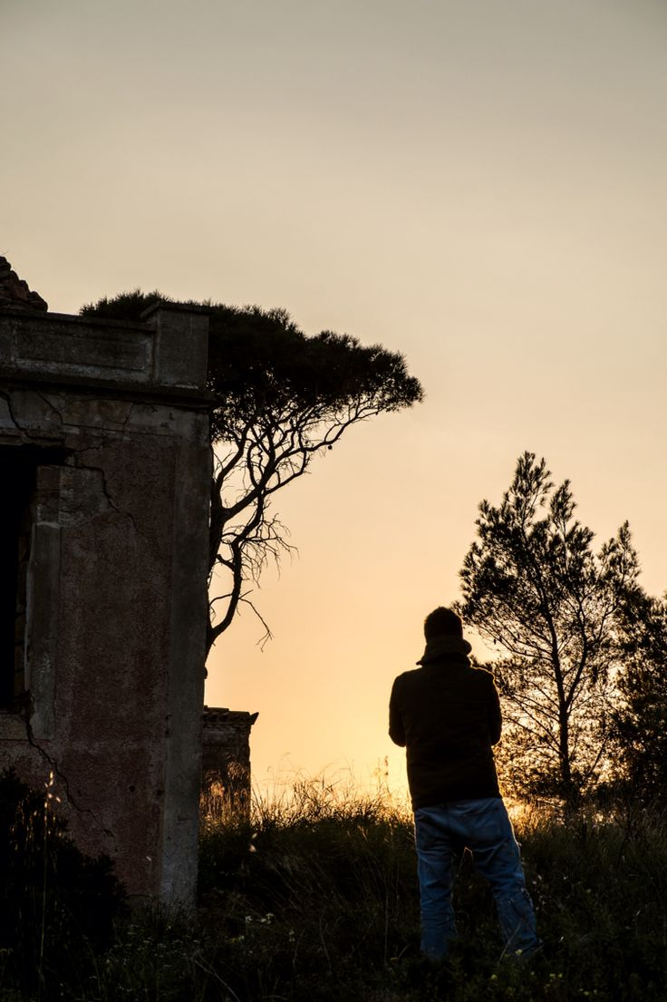 Somewhere in Sounio. Taking pictures with friends...