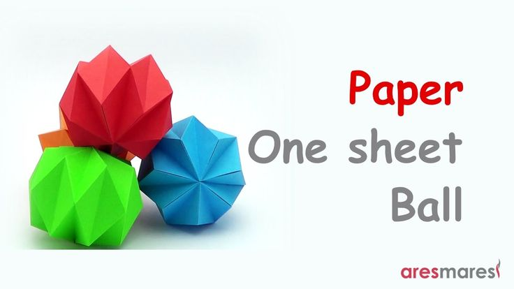 Paper Ball (easy - single sheet - glue) Very easy diy christmas tree balls with simple paper and glue!!! #origami #unitorigami #howtomake #handmade #colorful #origamiart #diy #doityourself #paper #papercraft #handcraft #paperfolding #paperfold #paperart #papiroflexia #origamifolding #instaorigami #interior #instapaper #craft #crafts #creative #hobby #оригами #折り紙 #ユニット折り紙 #ハンドメイド #カラフル