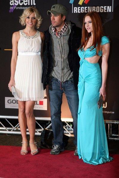 Enrique Iglesias Photos - Radio Regenbogen Award 2008 - Zimbio