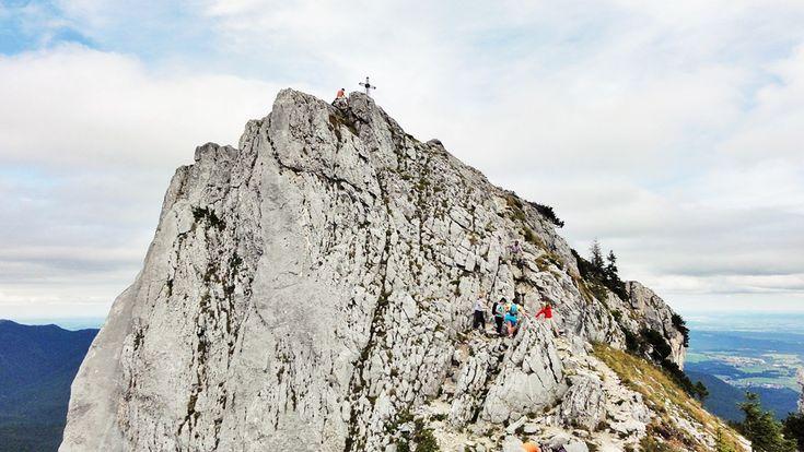 Teufelstättkopf & Pürschling (mittel, 900hm, 4:30h) | Mittlere Wanderungen