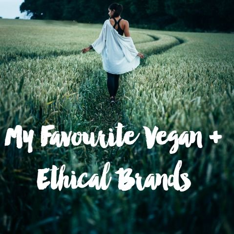 Vegie Head My Favourite Ethical + Vegan Clothing and Homewares Brands + How to Create your Own Ethical and Sustainable Wardrobe - Vegie Head