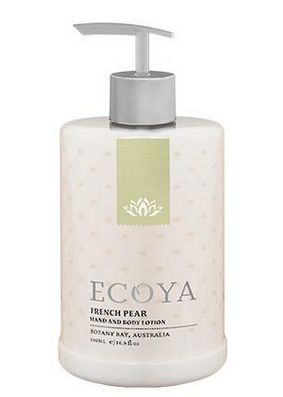 Ecoya French Pear Hand & Body Lotion