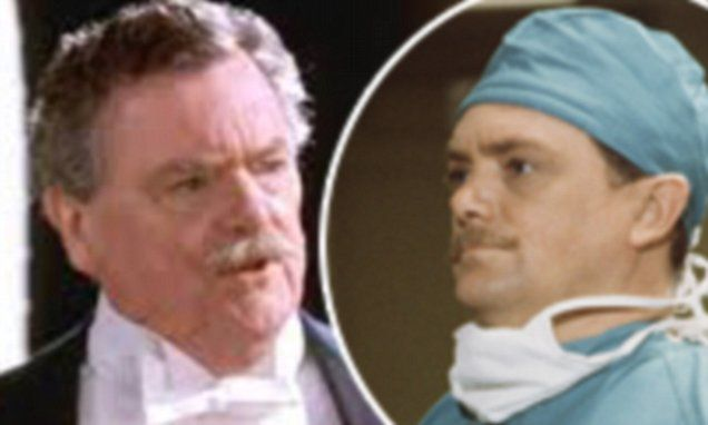 CALIFORNIA... Veteran Hollywood actor Bernard Fox - who played the colorful Dr. Bombay on Bewitched and appeared in 1997's Titanic - dies at 89 | Daily Mail Online