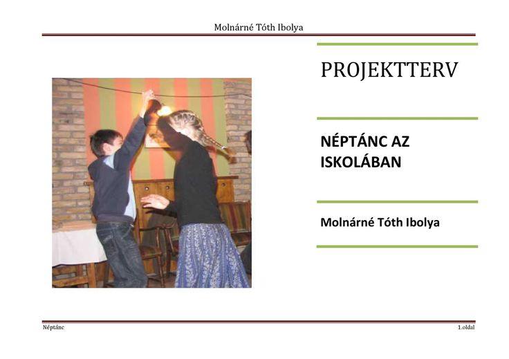 Néptánc az iskolában | PDF to Flipbook