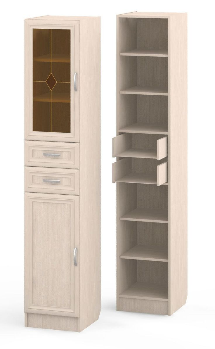 Шкаф для книг открытый ШК-07