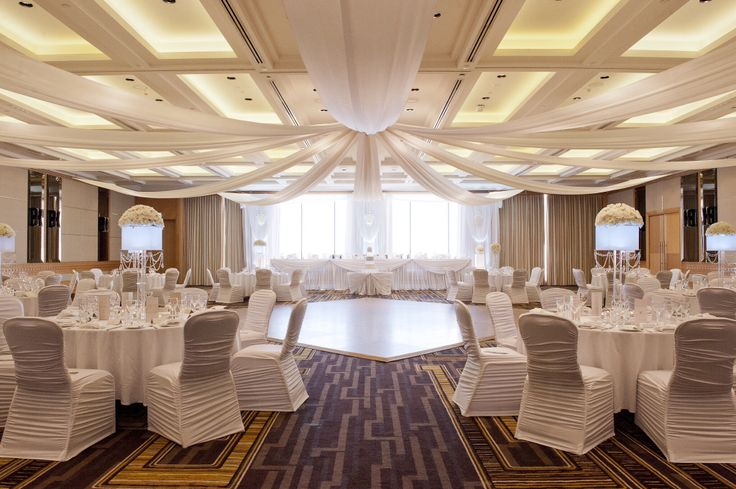 The Pan Pacific Perth - Grand River Ballroom!