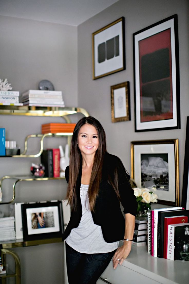 Brand Stylist and Owner of small shop Erika Brechtel | The Everygirl