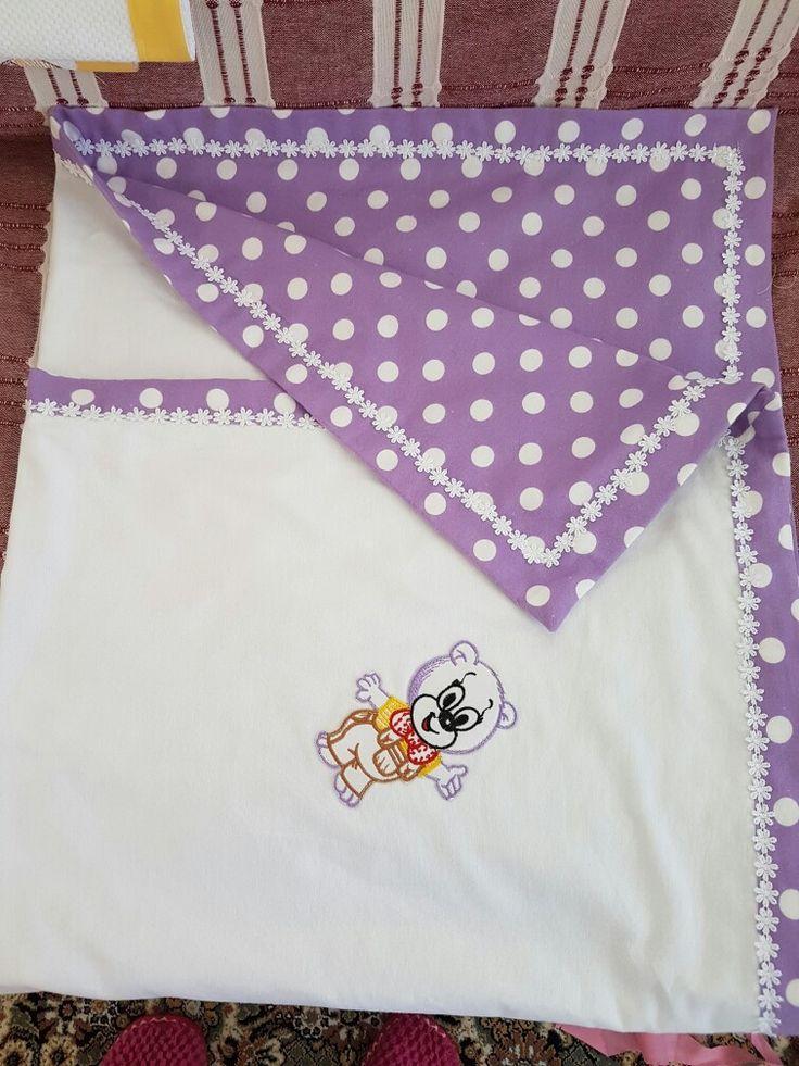Gülseren ertit  pazen bebek battaniyesi