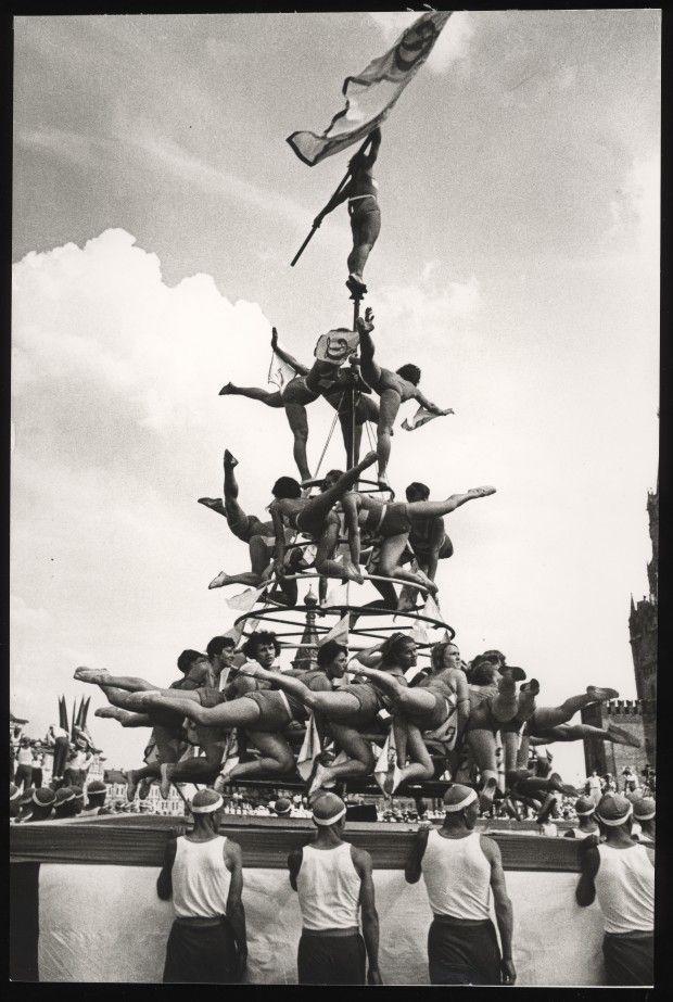 'Pyramid' by Alexander Rodchenko in high resolution