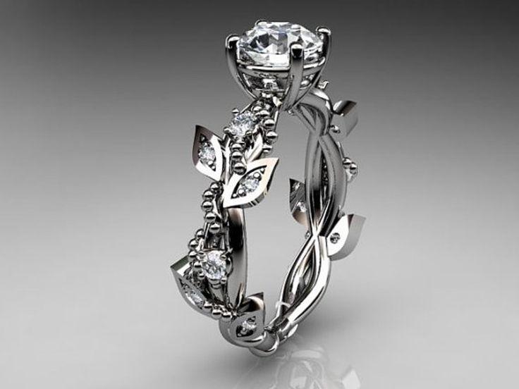 45 #points de fleur #bijoux, vous ne pourrez #feuilleter seul... → #Jewelry