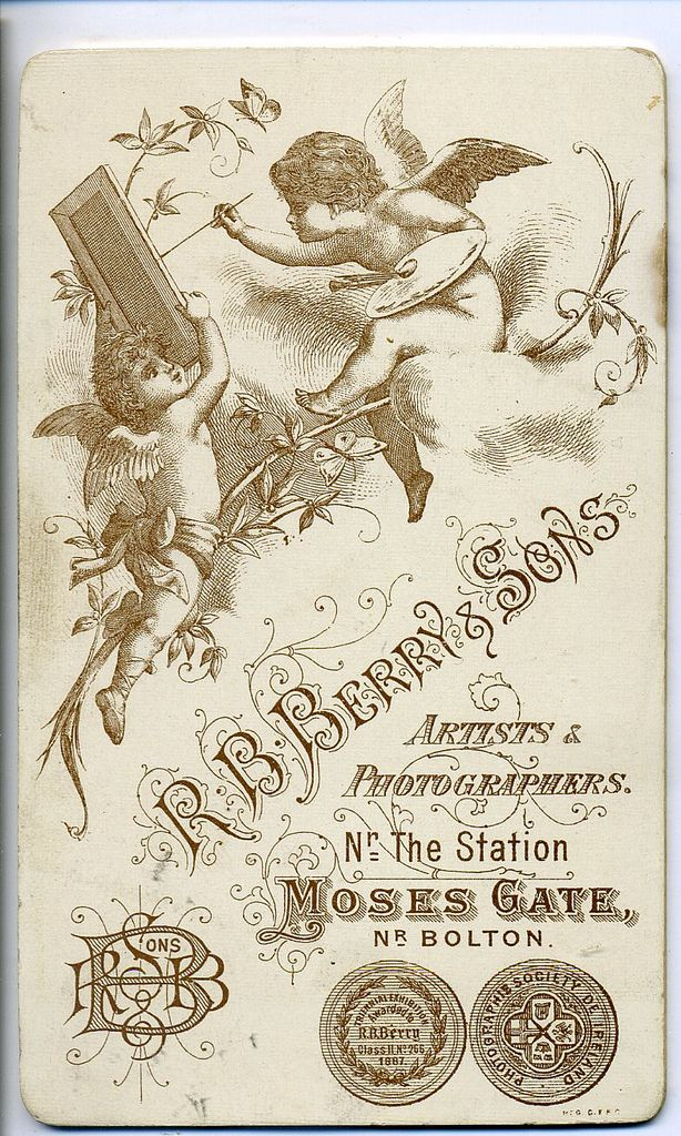 R.B. Berry & Sons Artists & Photographers Ad