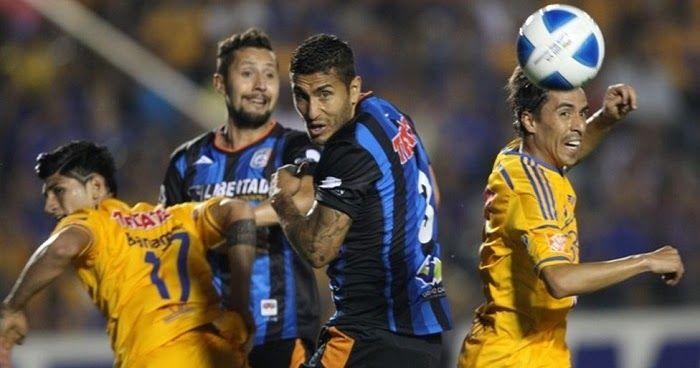 Ver partido Tigres vs Queretaro en vivo -