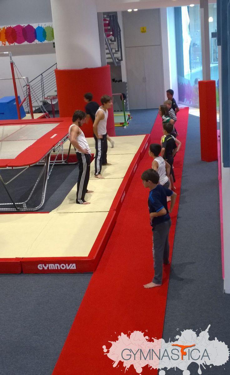 Ven a divertirte a las clases de #Parkour y si eres adulto ¡también tenemos clases para ti! :D  Pide informes: 9688 9113 y 9131 6203 | info@gymnastica.mx