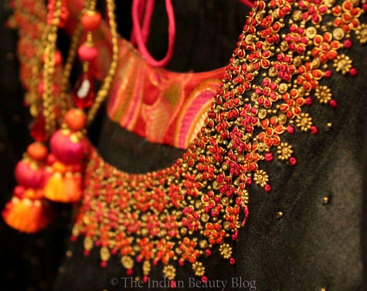 designer neeru kumar-- More great detail
