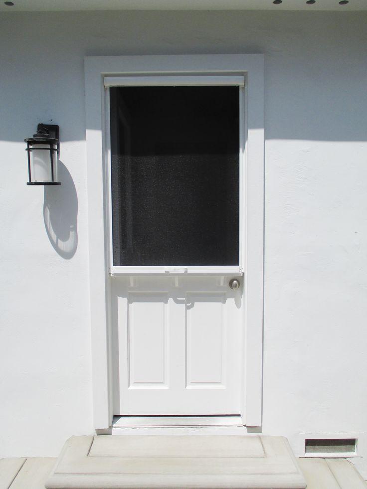 14 best Dutch Door StowAway Retractable Screen Doors ...