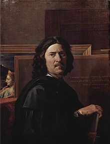 Nicolas Poussin was the leading painter of the classical French Baroque style, although he spent most of his working life in Rome. His work is characterized by clarity, logic, and order, and favours line over color.#artistofthemonth