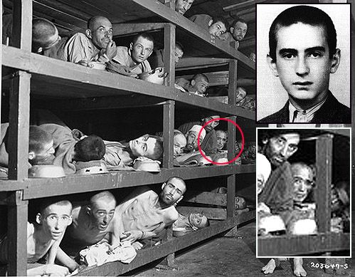 a story of a jewish man in a concentration camp in night by elie weisel Night is elie wiesel's personal account of the holocaust as seen or some other branch of a concentration camp when the jewish people were being.