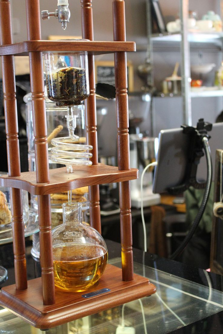 Cold Drip Iced Tea... the purest most delicious way to drink tea