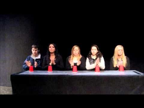 The Cup Song- American Sign Language