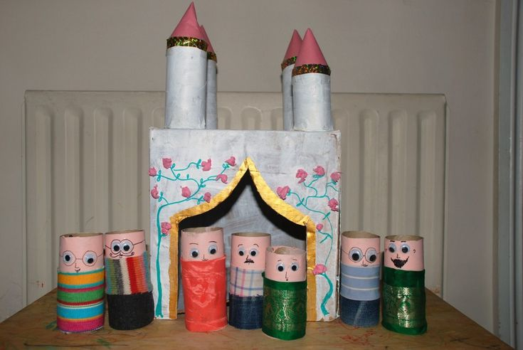 94 best images about toilet paper roll crafts on pinterest for Toilet paper roll crafts for adults