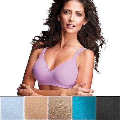 Bali comfort revolution wire free bra most comfortable for Most comfortable t shirt bra