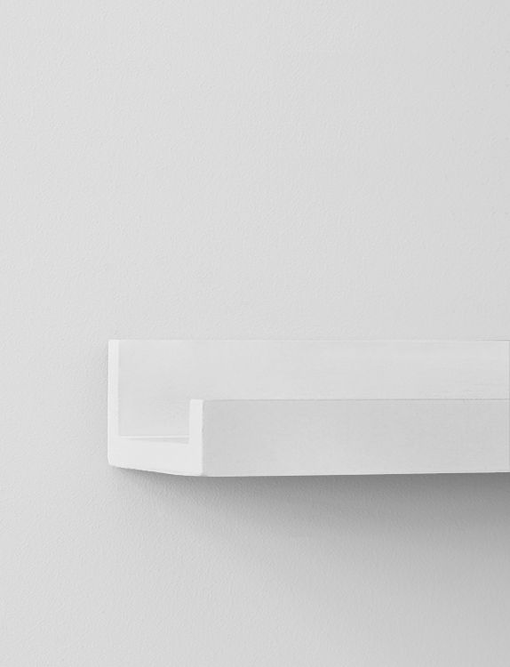 Bilderleiste, weiß 70cm in der Gruppe Bilderrahmen / Bilderleiste bei Desenio AB (AAV50124)