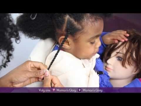 Kids hairstyles    Braids    Kinderkapsels    Vlechten - YouTube