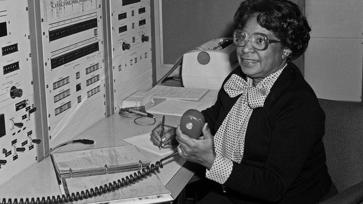 'Hidden Figures' No More: Meet The Black Women Who Helped Send America To Space : NPR