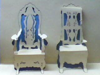 stoelen, vele variaties mogelijk