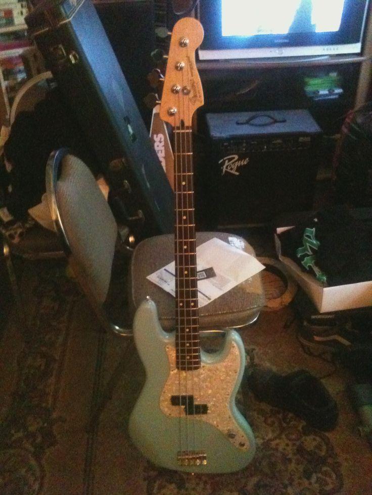 2002 Mark Hoppus Fender Jazz Bass