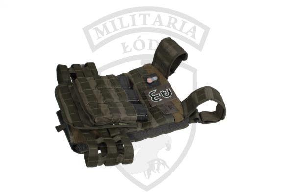 Kamizelka plate carrier PC1 olive Militaria Lodz.pl