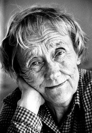 Astrid Lindgren © JacobForsell - EI utrolig vakker dame!