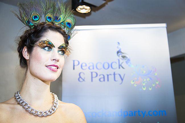 Lancering van Peacock & Party @ Rob Peetoom in Amsterdam