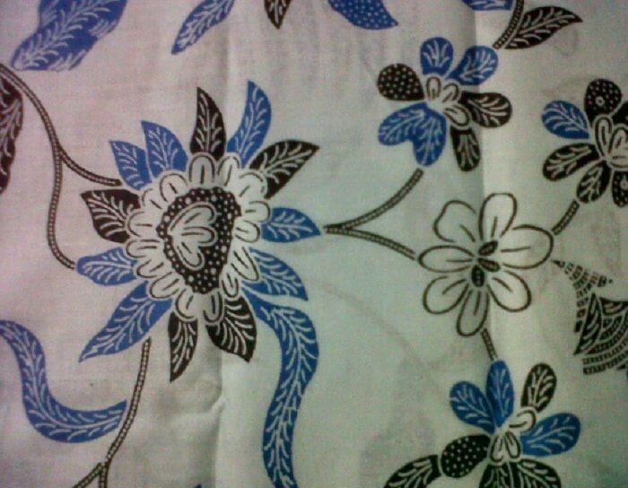 Gambar Bunga Yang Mudah Diwarnai 15 Contoh Ragam Hias
