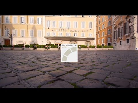 Hotel Nazionale Roma - Official Site - 4 star Hotel in Rome city centre - Piazza Montecitorio