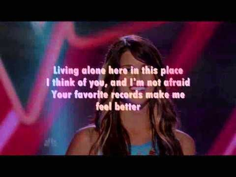 Cassadee Pope - Over You ( Full Song + Lyrics ) The Voice