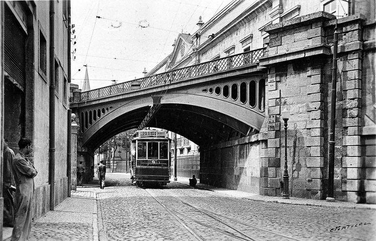 Viaduto de Xabregas, 1938